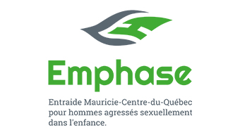 EMPHASE (Entraide Mauricie-Centre-du-Québec pour hommes agressés sexuellement dans l'enfance)