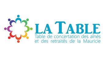 Table de concertation des ainés et retraités de la Mauricie