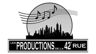 Les productions de la 42e Rue