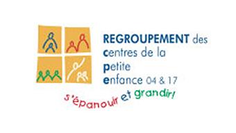 Regroupement des centres de la petite enfance des régions 04-17