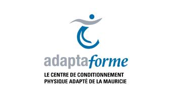 Adapta Forme – Centre de conditionnement physique adapté de la Mauricie