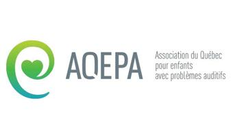 Association du Québec pour enfants avec problèmes auditifs (AQEPA)