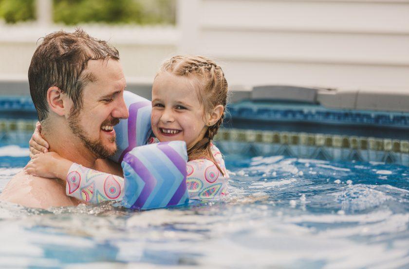 Piscine résidentielle hors-terre - Règlement sur les piscines