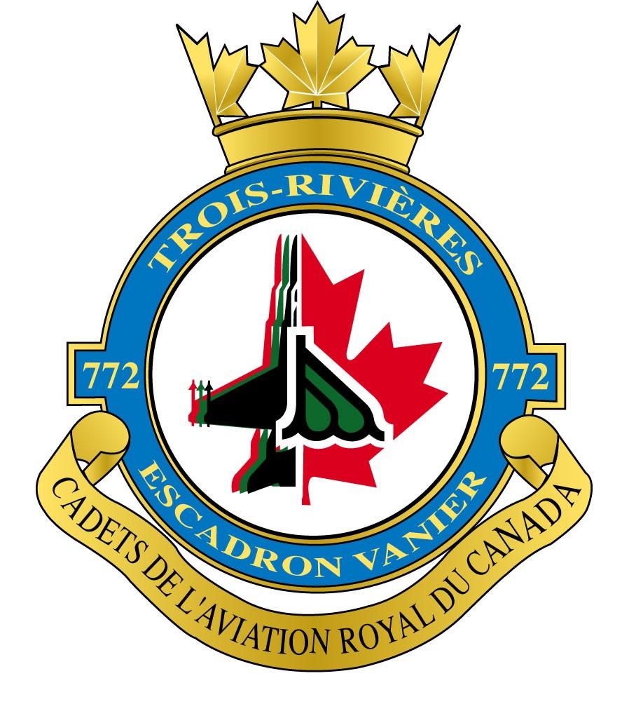 Corps de cadets de l'air – Escadron 772 Vanier