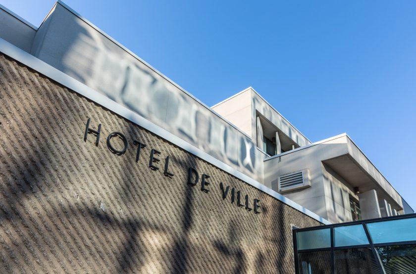Hôtel de ville Trois-Rivières - Bâtiments municipaux